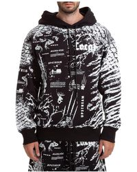 Mauna Kea Hoodie Sweatshirt Sweat - Black