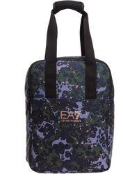 EA7 Women's Rucksack Backpack Travel - Black