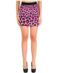 Alberta Ferretti Women's Skirt Mini Short Love Me Wild - Multicolour