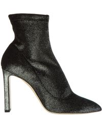 Jimmy Choo Women's Ankle Boots Booties Louella - Black