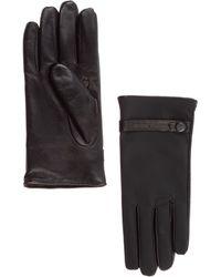 Emporio Armani Men's Gloves - Black