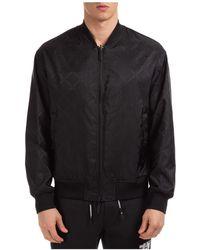 Emporio Armani Men's Outerwear Jacket Blouson - Black