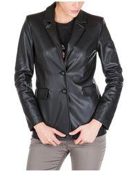 be Blumarine Women's Jacket Blazer - Black