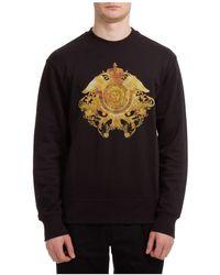 Versace Jeans Couture Men's Sweatshirt Sweat - Black