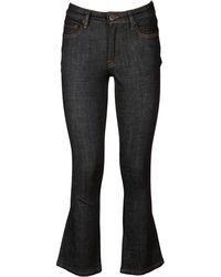 Victoria Beckham Flare Jeans Flares - Black