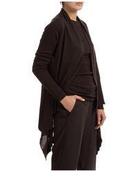 Rick Owens Women's Cardigan Sweater - Black