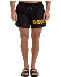 DSquared² - Trunks Swimsuit - Lyst