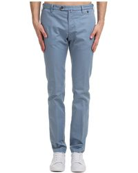 AT.P.CO Pants Pants Jack - Blue