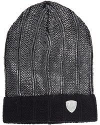 EA7 Women's Beanie Hat Train Fashion