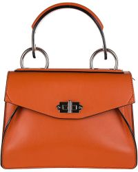 Proenza Schouler - Leather Handbag Shopping Bag Purse Hava - Lyst