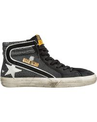 Golden Goose Deluxe Brand - Slide High-top Sneakers - Lyst