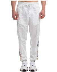Versace Men's Trousers Trousers Trésor De La Mer - Grey