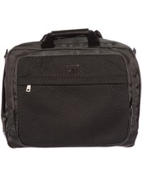 Armani Jeans - Briefcase Attaché Case Laptop Pc Bag Nylon - Lyst