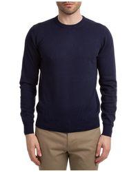AT.P.CO - Men's Crew Neck Neckline Jumper Sweater Pullover - Lyst