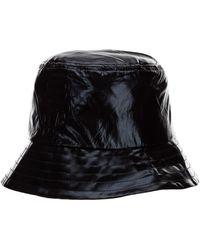 Karl Lagerfeld Women's Hat Baseball Cap K/ikonik - Black