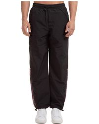 Versace Jeans Couture Sport Tracksuit Trousers - Black