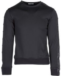Valentino Men's Sweatshirt Sweat - Black