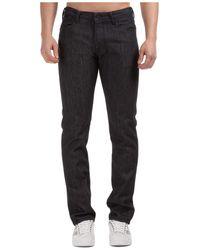 Emporio Armani Men's Jeans Denim - Blue