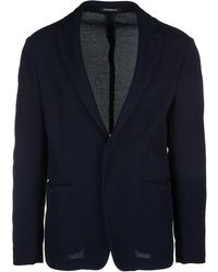 Emporio Armani - Jacket Blazer - Lyst