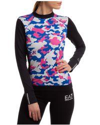 EA7 Sweatshirt Vigor 7 - Black