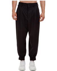 Y-3 Men's Trousers Trousers - Black