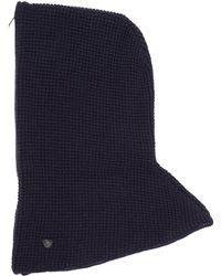 Armani Jeans - Wool Neck Ring Loop Scarf - Lyst