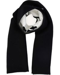 Off-White c/o Virgil Abloh Men's Wool Scarf - Black