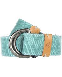 Armani Jeans - Belt Cotton Fashion - Lyst