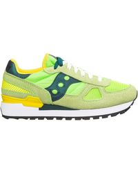 Saucony Scarpe sneakers donna camoscio shadow o - Multicolore