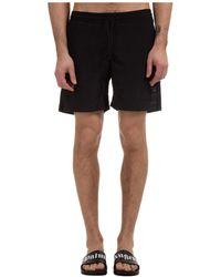 McQ Trunks Swimsuit - Black