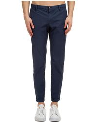 AT.P.CO Men's Trousers Trousers Sasa - Blue