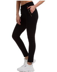 EA7 Pantaloni tuta donna fashion - Nero