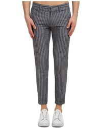 AT.P.CO Men's Trousers Trousers Sasa - Grey