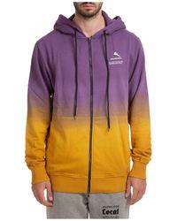 Mauna Kea Hoodie Sweatshirt Sweat - Purple
