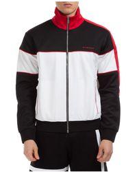Givenchy Men's Sweatshirt With Zip Sweat - Multicolour