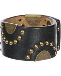 DSquared² - Leather Bracelet Aloha Rock - Lyst
