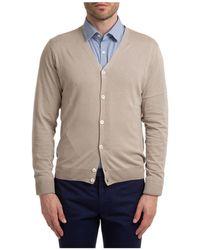 AT.P.CO - Men's Jumper Sweater Cardigan - Lyst