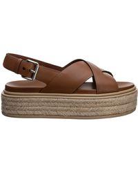 Prada Women's Sandals - Brown