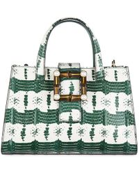 3f683bb14 Gucci Nymphaea - Women's Gucci Nymphaea Bags - Lyst