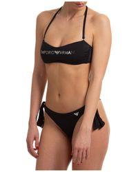 Emporio Armani Bikini - Black