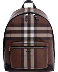 Burberry Men's Rucksack Backpack Travel - Multicolour