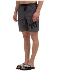 EA7 Boxer Swimsuit Bathing Trunks Swimming Suit - Multicolour