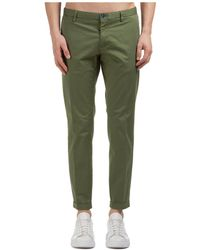 AT.P.CO Men's Trousers Trousers Sasa - Green