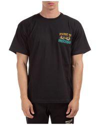 Moschino T-shirt maglia maniche corte girocollo uomo - Nero