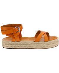 Isabel Marant Women's Sandals Melyz - Natural