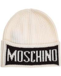 Moschino Women's Beanie Hat - Multicolour