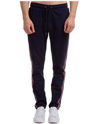 Michael Kors Men's Sport Tracksuit Pants - Blue