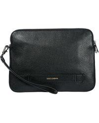 Dolce & Gabbana - Bag Handbag Genuine Leather - Lyst