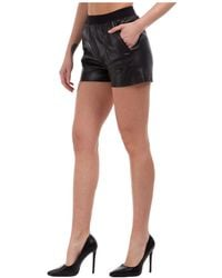 Karl Lagerfeld Women's Shorts Summer Rue St-guillaume - Black