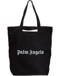 Palm Angels Borsa uomo a mano - Nero